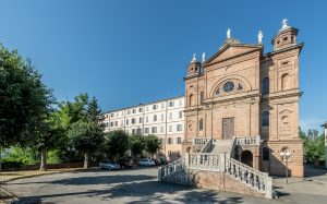Santuario Sacro Cuore Stazzano